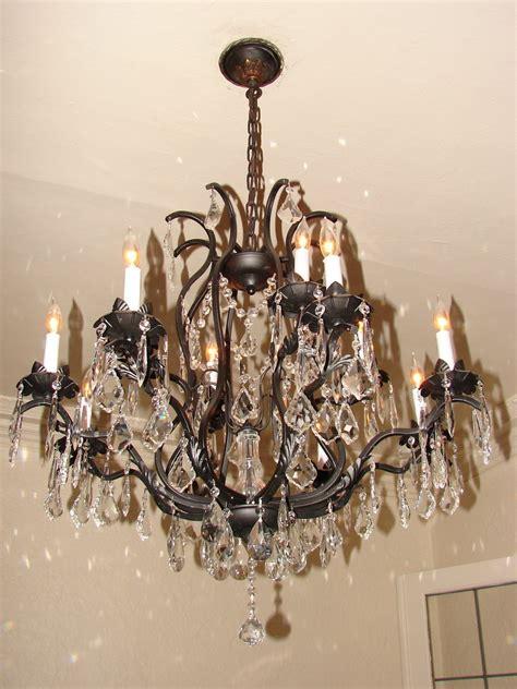 bronze chandeliers with crystals bronze chandelier by fantasystock on deviantart