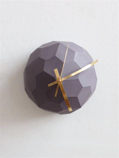 how to make an origami clock origami clock fubiz media