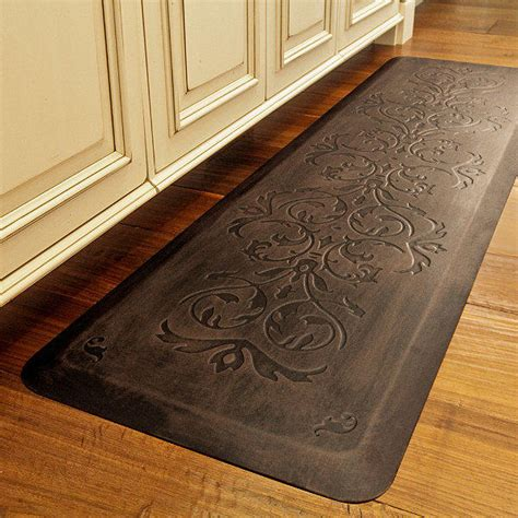 kitchen sink rug mat frontgate comfort mat from frontgate epic wishlist