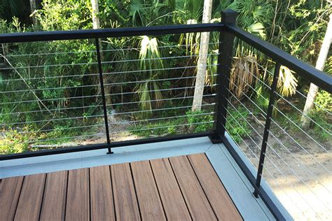 Covered Porch Design wire railing systems kit railing stairs and kitchen