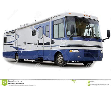Motorhome Garage Plans motor home rv royalty free stock photo image 8688715