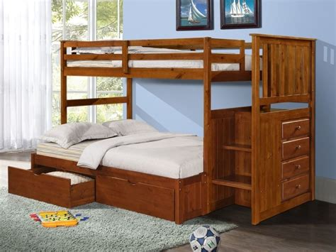 ebay bunk beds with stairs bunk beds with storage drawers stairs and built in