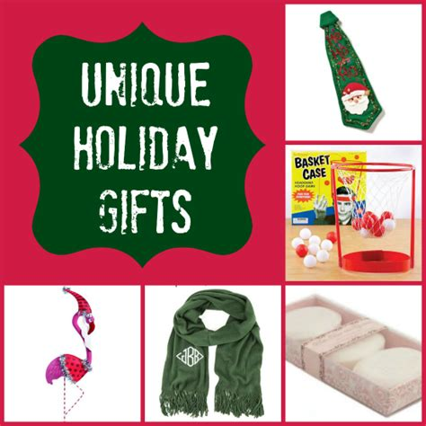 unique holidays gift guides find presents for everyone