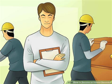 how to become interior decorator how to become an interior decorator with pictures wikihow