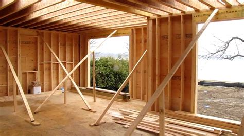 how to frame a floor custom home framing 2nd floor