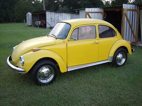 72 Volkswagen Beetle by Purchase Used 72 Volkswagen Beetle In Metter Ga