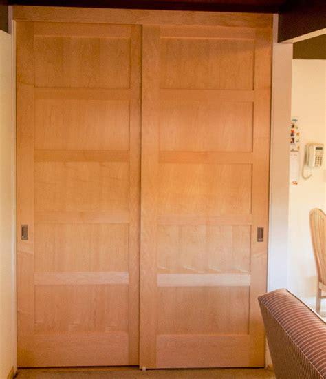 solid wood closet doors solid wood closets