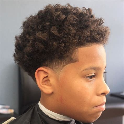 toddler boy faded curly hairsstyle 31 cool hairstyles for boys men s hairstyle trends