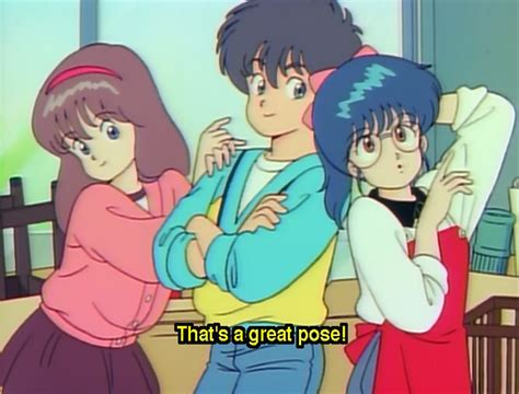 Anime Of The Past Kimagure Orange Road Oprainfall