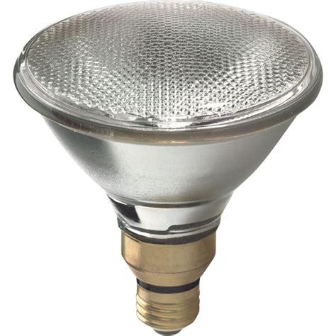 75 watt led light bulbs shop ge 75 watt dimmable soft white par38 halogen flood