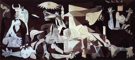 picasso paintings in madrid guernica by pablo picasso highbrow learn something new