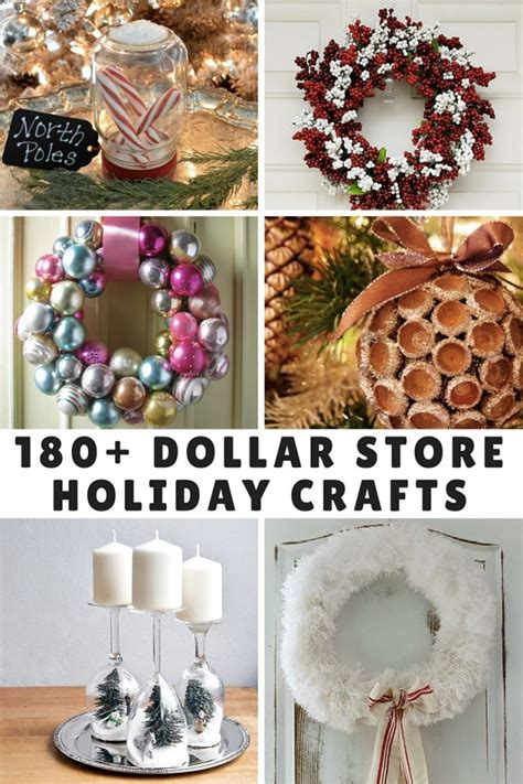 dollar store craft projects 180 dollar store crafts spark a trendy