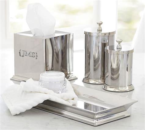 pottery bathroom accessories mercer bath accessories pottery barn