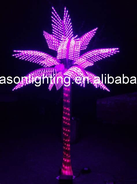 lighted trees for outside led lighted palm trees for outside buy palm tree lighted