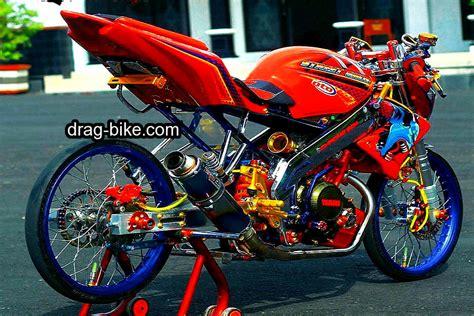 Motor Keren Modifikasi by Gambar Motor Drag Bike Keren Automotivegarage Org