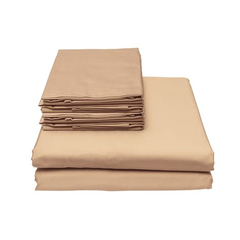comfort bed sets luxury comfort rayon from bamboo 6 pc bed sheet