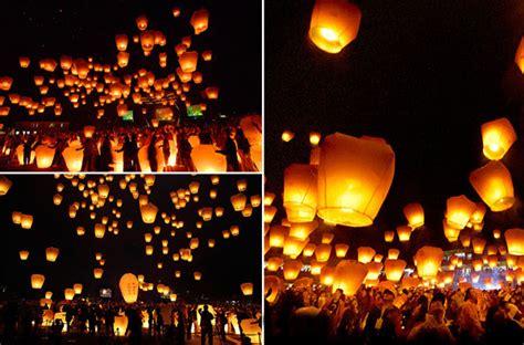 surprenez vos invit 233 s avec un l 226 cher de lanternes thailandaises organiser un mariage