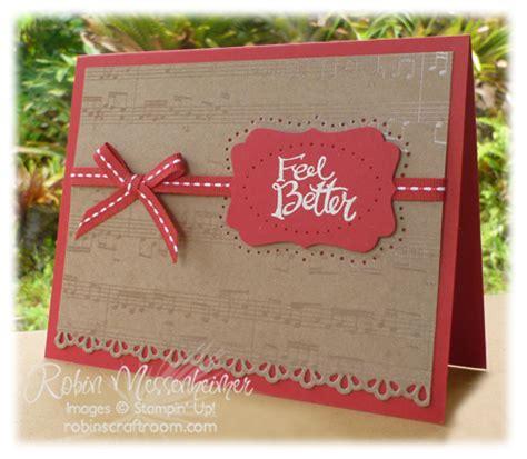 make a get well card robinscraftroom 187 handmade get well card