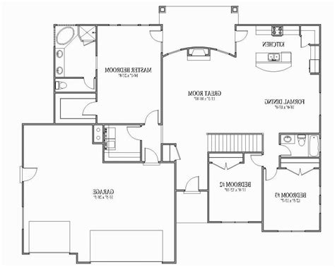 house plans with open floor plans open floor plan house plans