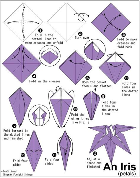 how to fold a flower origami 25 best ideas about origami flowers tutorial on