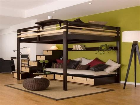 loft bed frame for adults loft beds for adults coolest and loveliest ideas