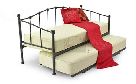 small single bed frames metal beds 2ft6 75cm small single black metal day