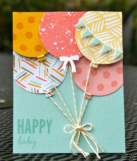 ideas of birthday cards 15 easy way to make your own birthday card ideas 2016