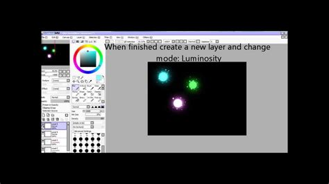 paint tool sai glow effect tutorial how to create glow effects in paint tool sai