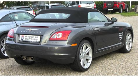 Chrysler Crossfire by Chrysler Crossfire Convertible For Sale Image 26