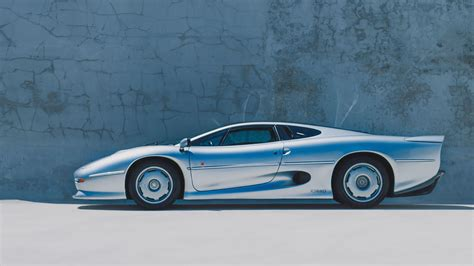 Jaguar For Sale Ebay by 1994 Jaguar Xj220 Is A Ebay Find