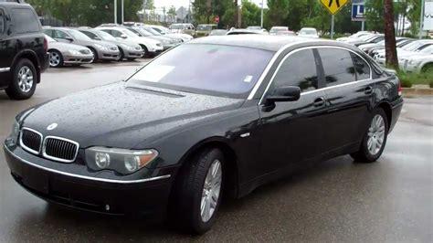 2003 bmw 745 li used car dealer fort myers florida youtube