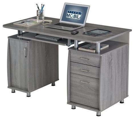 techni computer desk rta products l techni mobili complete workstation