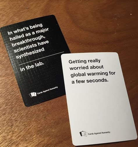 make cards against humanity cards against humanity on inspirationde