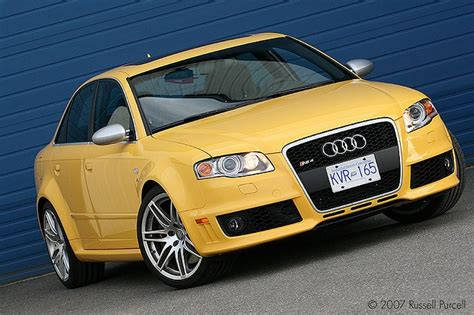 2007 Audi Rs4 by 2007 Audi Rs4 Cars