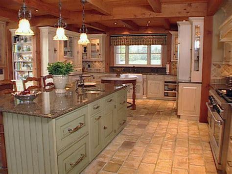farmhouse kitchen layout materials create farmhouse kitchen design hgtv