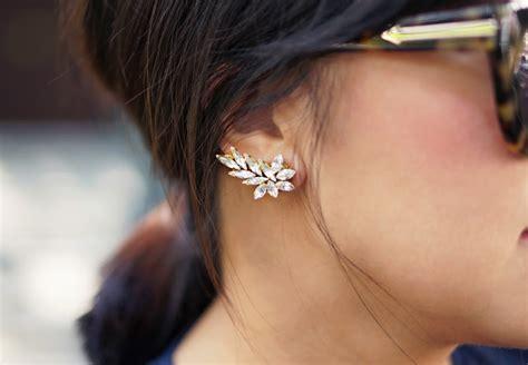 how to make ear cuffs jewelry accessory concierge diy ear cuff