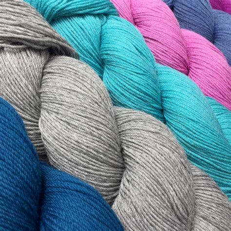 with yarn fancy yarn