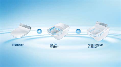 Duravit Darling New Toilet Prijs by Sensowash 174 E Duravit