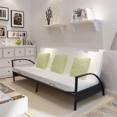 sofa cama plegable sof 225 cama plegable de metal tienda online vidaxl es