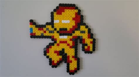 perler bead iron setting 283 best images about marvel perler patterns on
