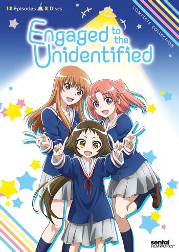 engaged to the unidentified engaged to the unidentified anime reviews anime planet