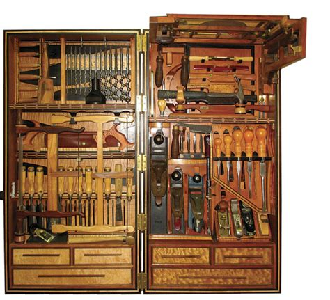 woodworking tool cabinet studley inspired tool chest finewoodworking