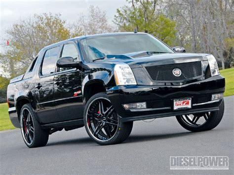 2008 Cadillac Escalade Truck by 2008 Cadillac Escalade Ext Duramax Diesel Engine