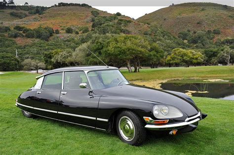 Citroen Ds21 auction results and data for 1972 citroen ds21