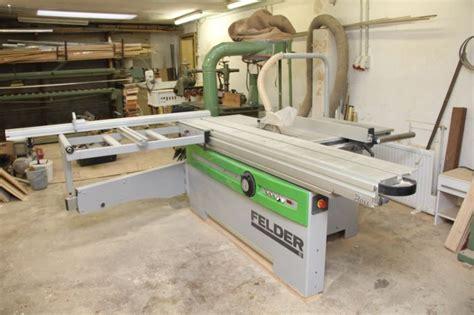 felder table saw felder k700s sliding table saw buy used for best value