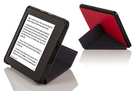 kindle origami cover leather smart origami cover for kindle with