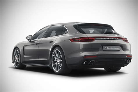 Porsche Panamera Station Wagon by 2018 Porsche Panamera Sport Turismo A Station Wagon With