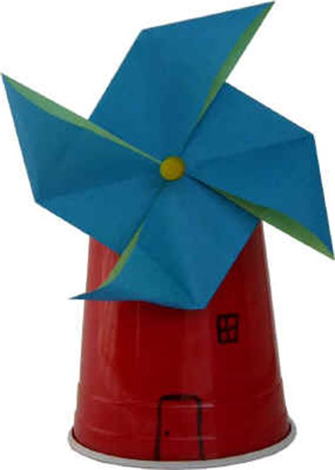 paper windmill craft bright sparks national mills weekend