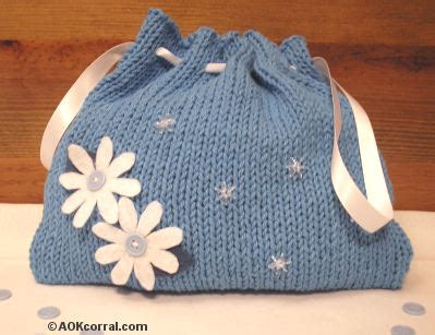 knitted purse patterns beginners how to knit a purse