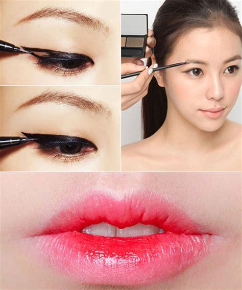makeup korean korean makeup tutorial and pictures yve style